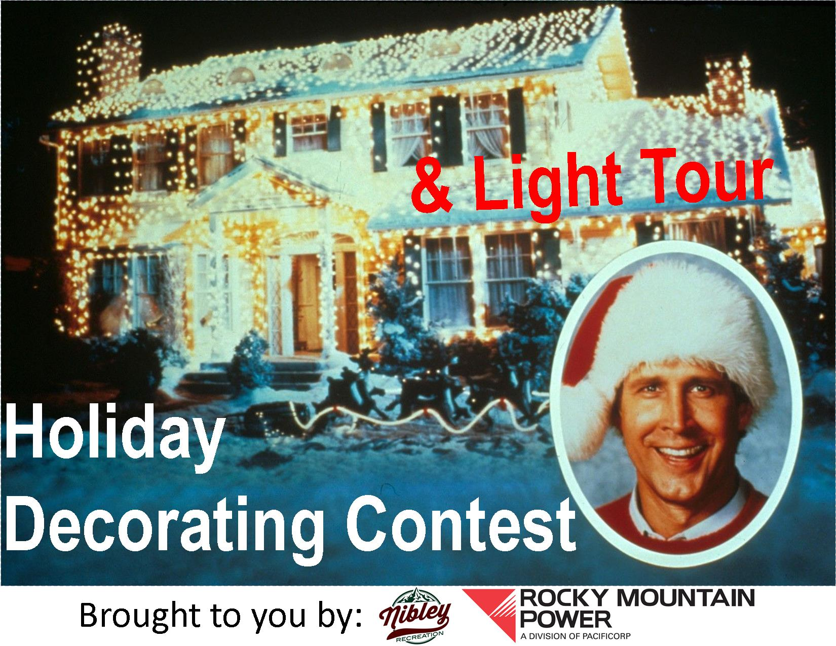 Nibley Holiday Decorating Contest N Light Tour Rocky Mountain Power