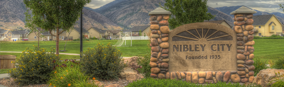 Welcome to Nibley City